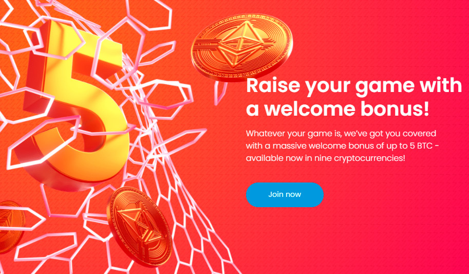 Floorball bet online using cryptocurrency
